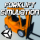 Forklift Simulation - ActiveDen Item for Sale