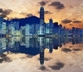 Hong Kong Skyline - PhotoDune Item for Sale