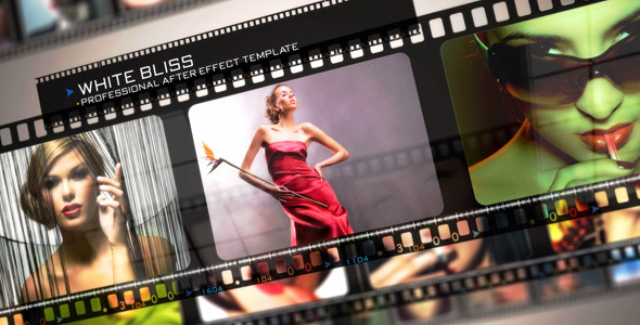 After Effects Project - VideoHive White Bliss 479479
