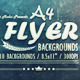 A4 - Flyer Backgrounds - GraphicRiver Item for Sale