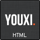 Youxi - Multipurpose Responsive HTML5 Template - ThemeForest Item for Sale