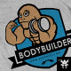 Builder Cartoon Tshirt - GraphicRiver Item for Sale