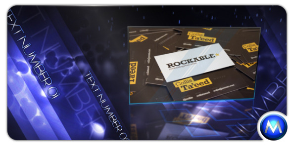 After Effects Project - VideoHive Logica 242043