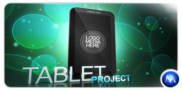 After Effects Project - VideoHive Tablet 234011