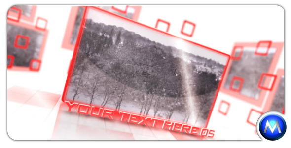 After Effects Project - VideoHive Code RED 168079