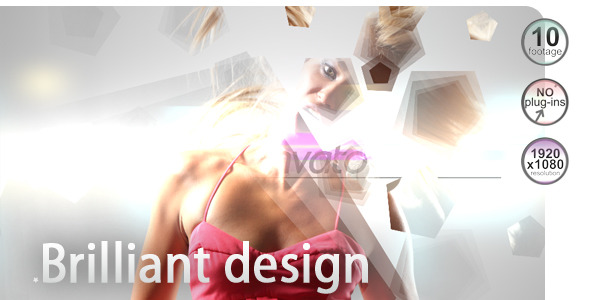After Effects Project - VideoHive Brilliant design 481295
