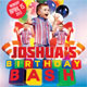 Birthday Bash Party Flyer Template - GraphicRiver Item for Sale