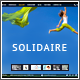 Solidaire – Responsive one page Creative Template - ThemeForest Item for Sale