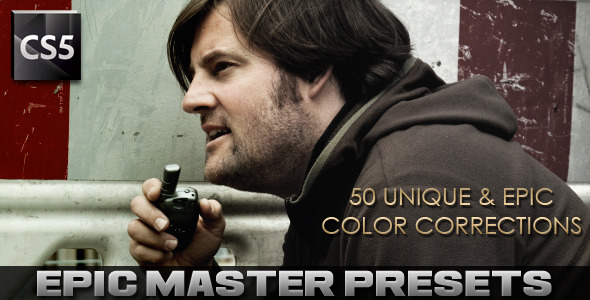 After Effects Project - VideoHive Epic Master Presets 239184