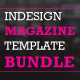 Best Indesign Magazine Template Bundle (92 Pages) - GraphicRiver Item for Sale