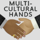 Multicultural Businessmen Hand Gestures - GraphicRiver Item for Sale