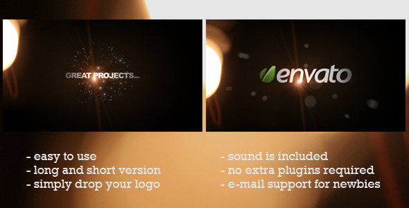 After Effects Project - VideoHive Logo Short And Long 482409