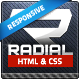 Radial - Premium Automotive & Tech HTML Template - ThemeForest Item for Sale