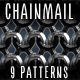 Chainmail; Medieval Armor Texture Set - GraphicRiver Item for Sale