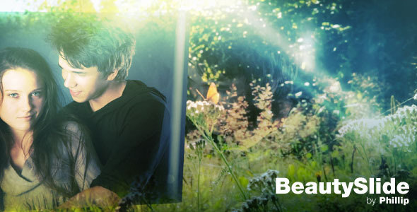 After Effects Project - VideoHive BeautySlide 483194