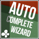 Autocomplete Wizard - CodeCanyon Item for Sale