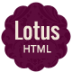 Lotus - Spa & Wellness HTML Responsive Template - ThemeForest Item for Sale