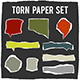 Vector Torn Papers Collection - GraphicRiver Item for Sale