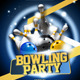 Bowling Party Flyer Template - GraphicRiver Item for Sale