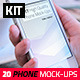 20 High Quality Phone Mock-Ups - GraphicRiver Item for Sale