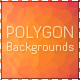 16 Polygon Colorful Backgrounds - GraphicRiver Item for Sale