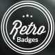 8 Vintage Retro Badges - GraphicRiver Item for Sale