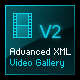 Advanced XML Video Gallery 2 - ActiveDen Item for Sale