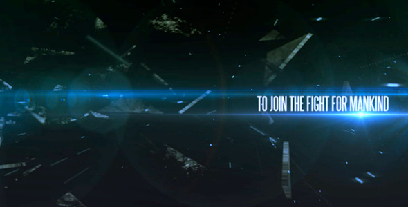 After Effects Project - VideoHive When Worlds Collide Cinematic trailer 490 ...