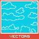 Hand-Drawn Clouds Pack - GraphicRiver Item for Sale