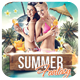 Summer Fantasy Flyer - GraphicRiver Item for Sale