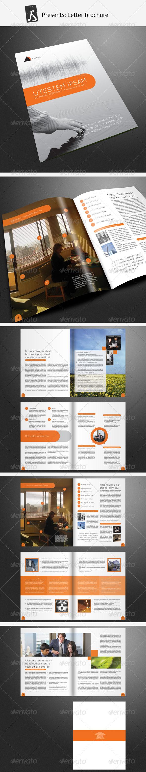 GraphicRiver Corporate Brochure 13 490509