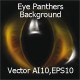 Eye Panthers Background - GraphicRiver Item for Sale