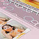 Baby Girl Photo Album - GraphicRiver Item for Sale