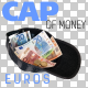 Cap of Money (Euros) on Transparent Backgrounds - GraphicRiver Item for Sale