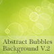 Abstract Bubbles Background V.2 - GraphicRiver Item for Sale