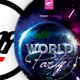 World Party Flyer Template - GraphicRiver Item for Sale