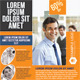 Corporate Business Flyer 008 - GraphicRiver Item for Sale
