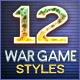 12 War Game Photoshop Styles - GraphicRiver Item for Sale