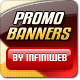 Promo Web Banners - GraphicRiver Item for Sale