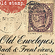 2 Vintage Envelopes - GraphicRiver Item for Sale
