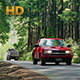 Car And Trucks On Forest Road (2-Pack) - VideoHive Item for Sale