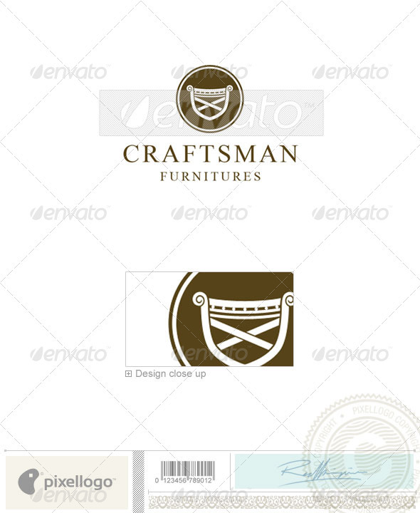 Graphic River Home & Office Logo 1488 Logo Templates -  Objects 496483