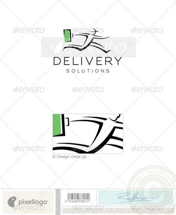 GraphicRiver Transportation Logo 560 496487