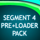 4 Segment Preloaders Pack - ActiveDen Item for Sale