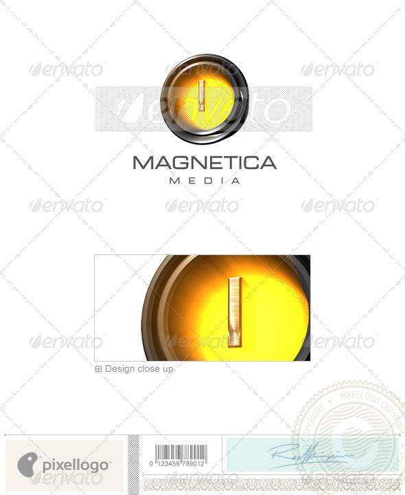 GraphicRiver I Logo 3D-238-I 496516