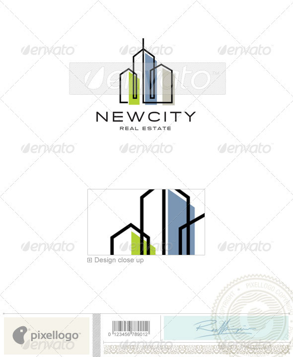 GraphicRiver Home & Office Logo 2237 496529