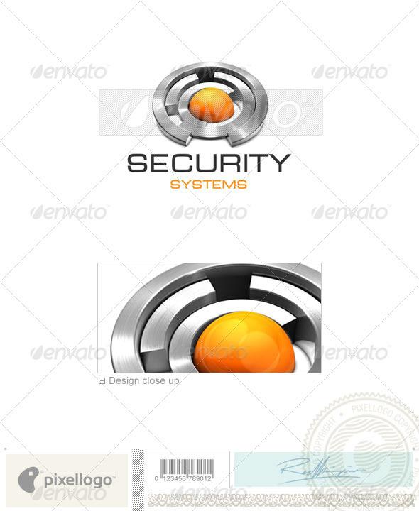 GraphicRiver Business & Finance Logo 3D-370 496530