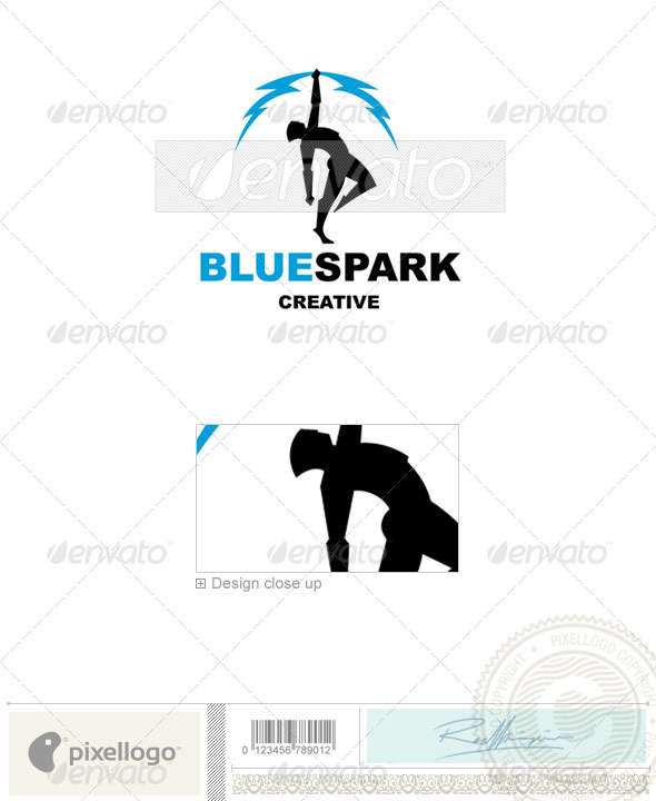 GraphicRiver Industry & Science Logo 1926 496546