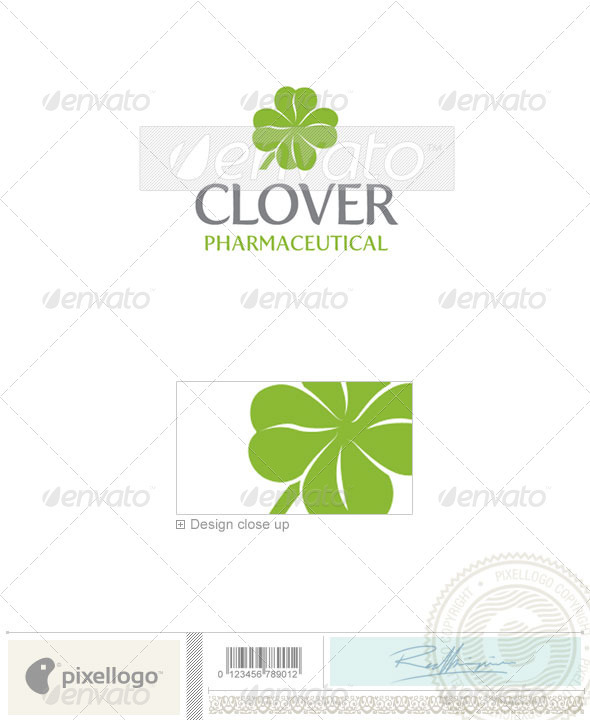 GraphicRiver Nature & Animals Logo 1813 496558