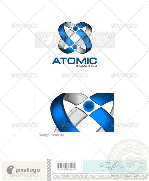 Graphic River Technology Logo 3D-129 Logo Templates -  Abstract  3d 496567